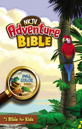 NKJV, Adventure Bible, eBook