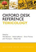 Oxford Desk Reference: Toxicology