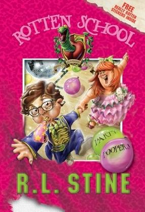 Rotten School #9: Party Poopers