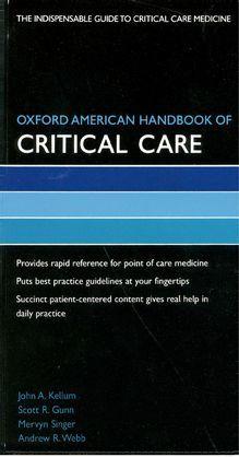Oxford American Handbook of Critical Care