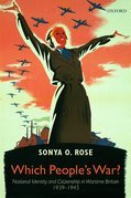 Which People's War?: National Identity and Citizenship in Wartime Britain 1939-1945