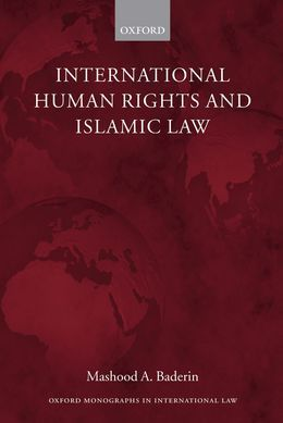 International Human Rights and Islamic Law