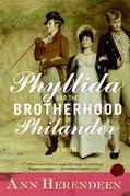 Phyllida and the Brotherhood of Philander: A Bisexual Regency Romance