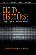 Digital Discourse: Language in the New Media