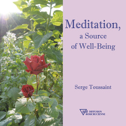 Meditation, a Source of Well-Being