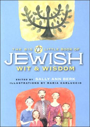 Big Little Book of Jewish Wit & Wisdom