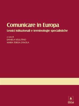 Comunicare in Europa