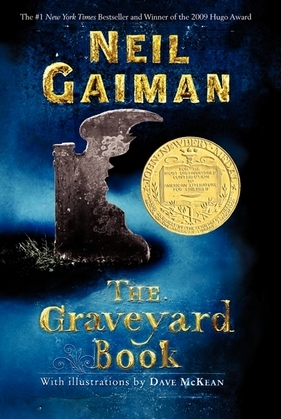 Image de couverture (The Graveyard Book)