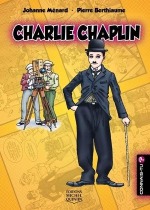 Connais-tu? - En couleurs 8 - Charlie Chaplin