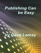 Publishing Can Be Easy