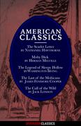 American Classics (Omnibus Edition) (Diversion Classics)