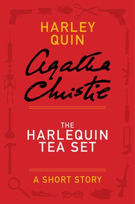 The Harlequin Tea Set