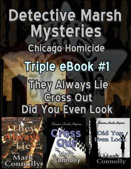 Detective Marsh Mysteries - Triple # 1