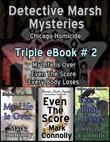 Detective Marsh Mysteries - Triple # 2