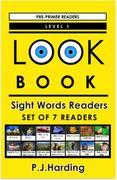 LOOK BOOK Sight Words Readers Set 1: Level 1 Pre-primer