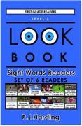 LOOK BOOK Sight Words Readers Set 3: Level 3 First Grade