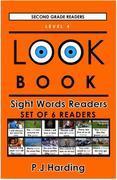 LOOK BOOK Sight Words Readers Set 4: Level 4 Second Grade