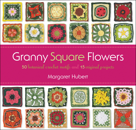 Flowers of the Month Granny Squares