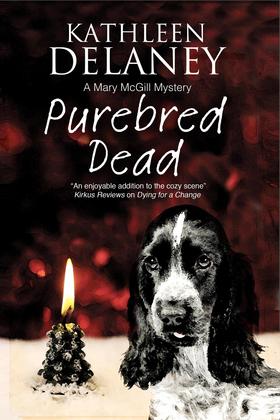 Purebred Dead: A cozy dog mystery