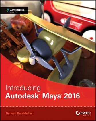 Introducing Autodesk Maya 2016