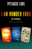 I Am Number Four: The Beginning: Books 1-3 Collection