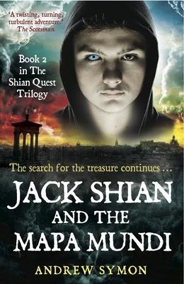 Jack Shian and the Mapa Mundi