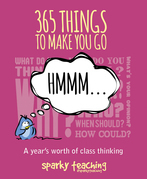 365 things to make you go hmm …