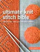 Ultimate Knit Stitch Bible
