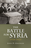 Battle for Syria, 1918-1920