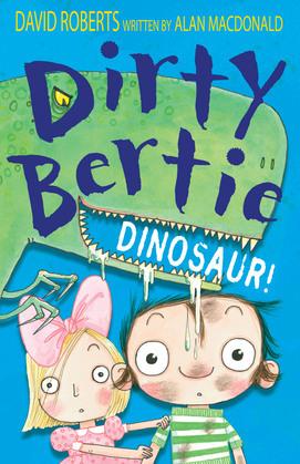 Dirty Bertie: Dinosaur!