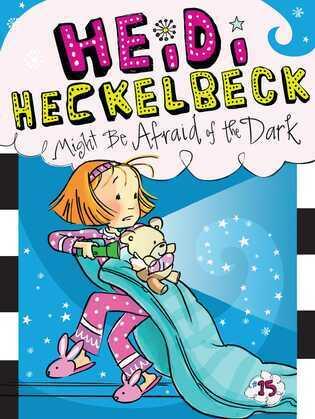Heidi Heckelbeck Might Be Afraid of the Dark