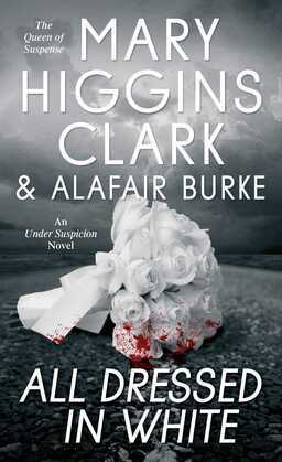 Image de couverture (All Dressed in White: An Under Suspicion Novel)