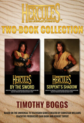 Hercules: The Legendary Journeys: Two Book Collection (Adult)