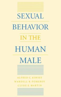 Sexual Behavior in the Human Male