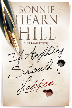 If Anything Should Happen: A new California-based mystery series