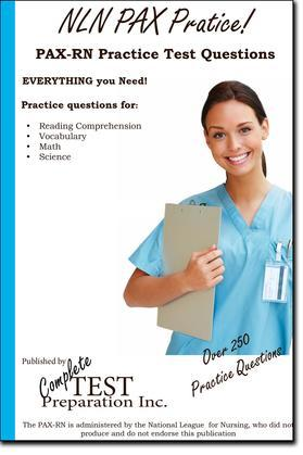 NLN PAX Practice: PAX-RN Practice Test Questions