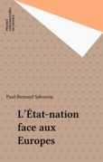 L'État-nation face aux Europes