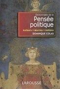 Dictionnaire de la pensée politique
