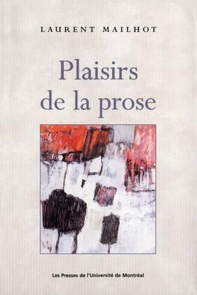 Plaisirs de la prose