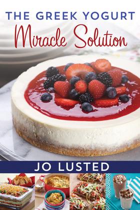 Image de couverture (The Greek Yogurt Miracle Solution)