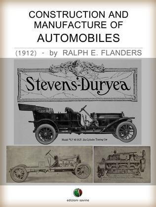 Construction and Manufacture of Automobiles