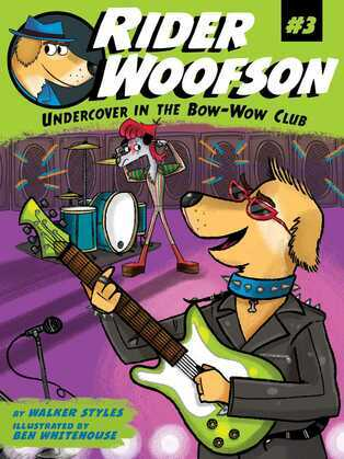 Undercover in the Bow-Wow Club