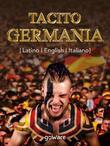 Germania. In latino, english, italiano