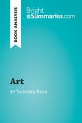'Art' by Yasmina Reza (Book Analysis)