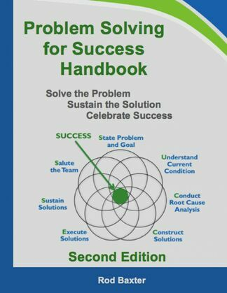 Problem Solving for Success Handbook: Solve the Problem - Sustain the Solution - Celebrate Success