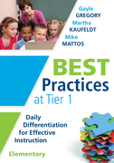 Best Practices at Tier 1 [Elementary]
