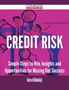 Credit Risk - Simple Steps to Win, Insights and Opportunities for Maxing Out Success