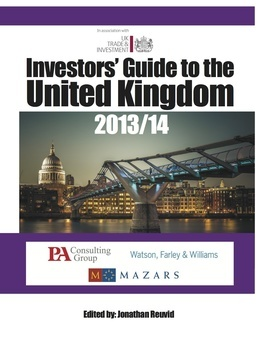 The Investors' Guide to the United Kingdom 2013/14