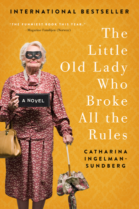 Image de couverture (The Little Old Lady Who Broke All the Rules)