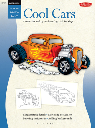Cool Cars / Cartooning